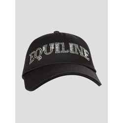 Equiline Gaiag Baseball Cap With Rhinestones Black