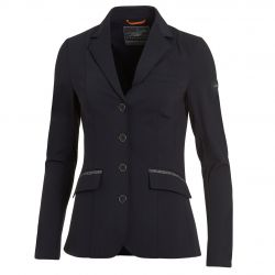 Schockemohle Sports Amelie Style Ladies Show Jacket Dark Blue