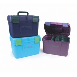 Shires Ezi Groom Deluxe Grooming Box