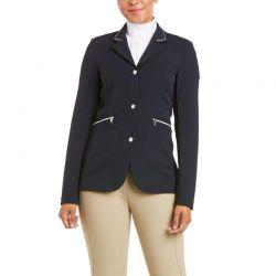 Ariat Galatea Asteri Ladies Show Jacket Navy
