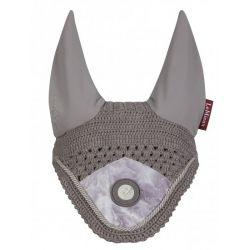 LeMieux Glacé Fly Hood Grey