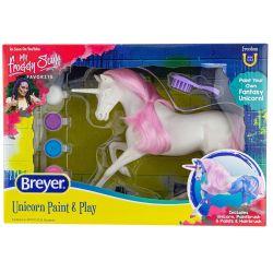 Breyer Freedom Unicorn Paint And Play