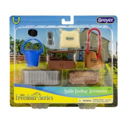Breyer Classics Stable Feeding Accessories Set