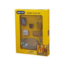 Breyer Traditional Stable Feed Set