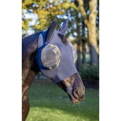 LeMieux Bug Relief Lycra Half Mask Ears Only