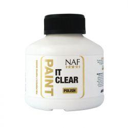 NAF Paint It Clear Hoof Polish