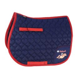 Hy Equestrian Thelwell Collection Saddle Pad