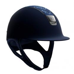 Samshield Shadowmatt Hat Blue Chevron Top