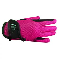 Woof Wear Young Riders Pro Glove Berry