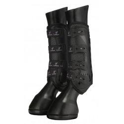 LeMieux Ultra Mesh Snug Boot Black