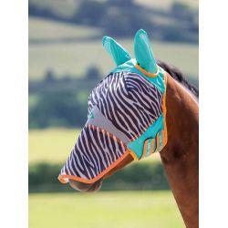 Shires Zeb Tek Fly Mask