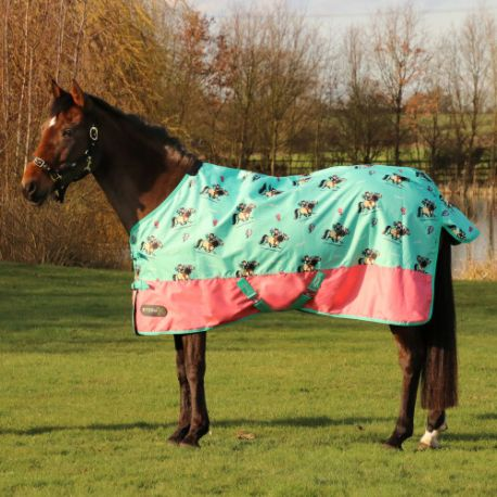 StormX Original 0 Turnout Rug - Thelwell Collection Trophy