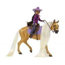 Breyer Freedom Charm And Western Rider Gabi