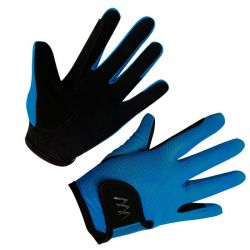 Woof Wear Young Riders Pro Glove Electric Blue