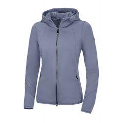 Pikeur Nika Ladies Fleece Jacket Sky Blue