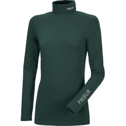 Pikeur Sina Ladies Roll Neck Pullover Antique Green