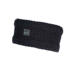 Equiline Celac Knitted Headband Black