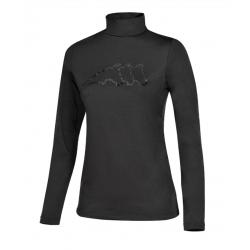 Equiline Gilaveg Ladies Turtleneck Baselayer Black