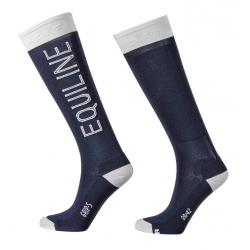 Equiline Chiloc Unisex Socks Blue