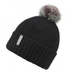 LeMieux Luna Beanie Hat Black