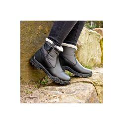 Brogini Buxton Sub Zero Ankle Boot Black WB127