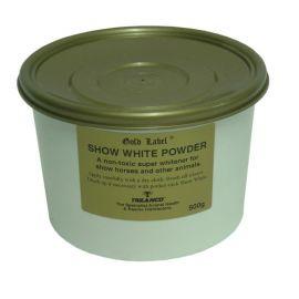 Gold Label Show White Powder