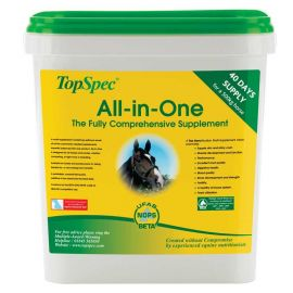 Top Spec All-In-One Supplement
