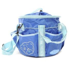 Me To You Equestrian Blue Bear Grooming Bag