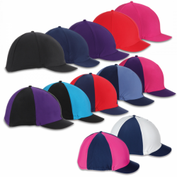 Shires Stretch Synthetic Hat Cover