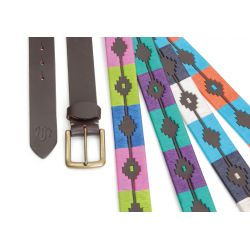 Shires Moreno Argentinian Polo Belt