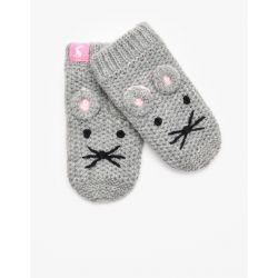 Joules Baby Amie Girls Mittens
