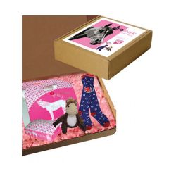 Horse Design Gift Box Large