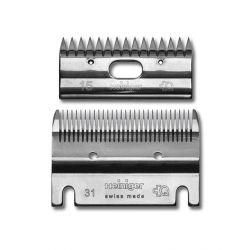 Heiniger Standard Blade Set