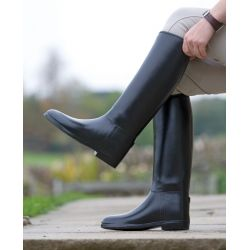 Shires Long Rubber Riding Boots Childrens