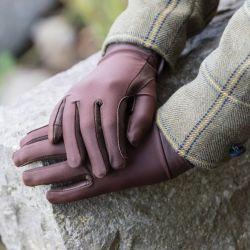 Equetech Junior Stretch Show Gloves