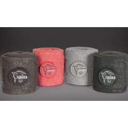 Eskadron Platinum Ornaments Fleece Bandages