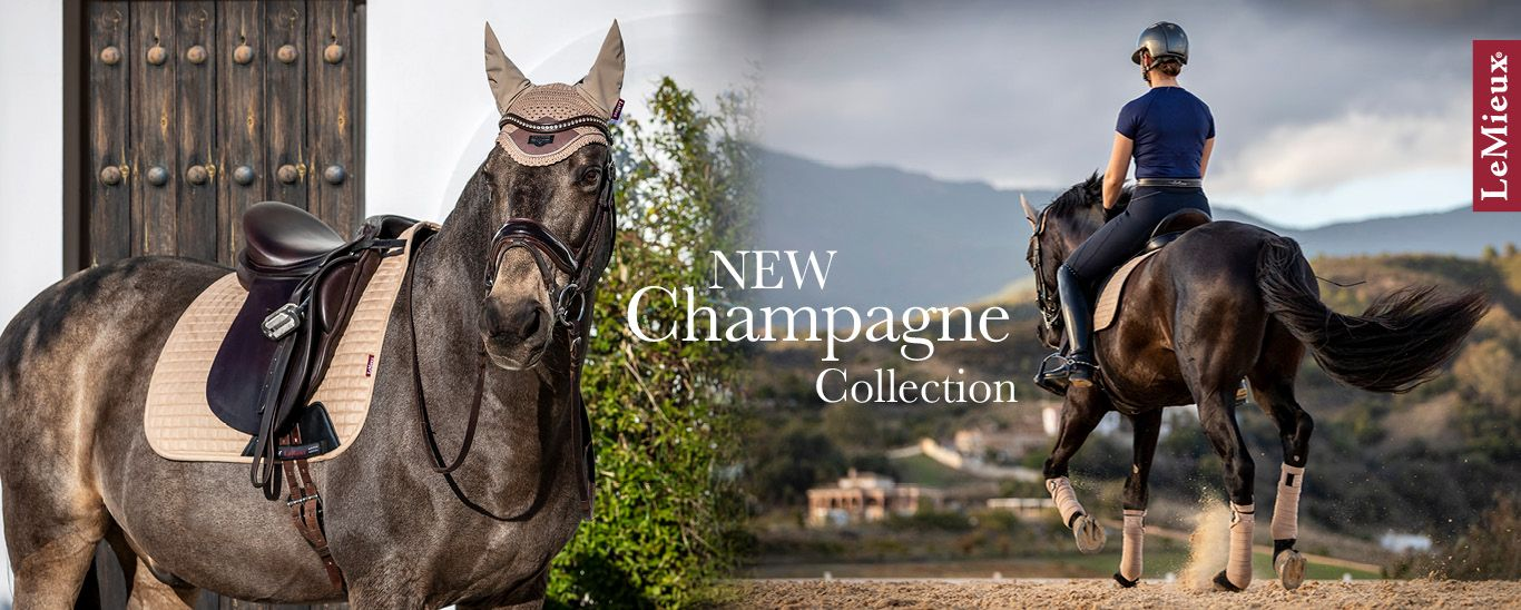 LeMieux Champagne Collection